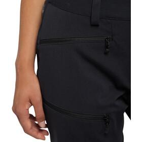 Haglöfs Rugged Flex Pantalones Mujer, true black solid